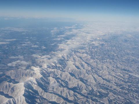日高山脈ってどこにあるの?