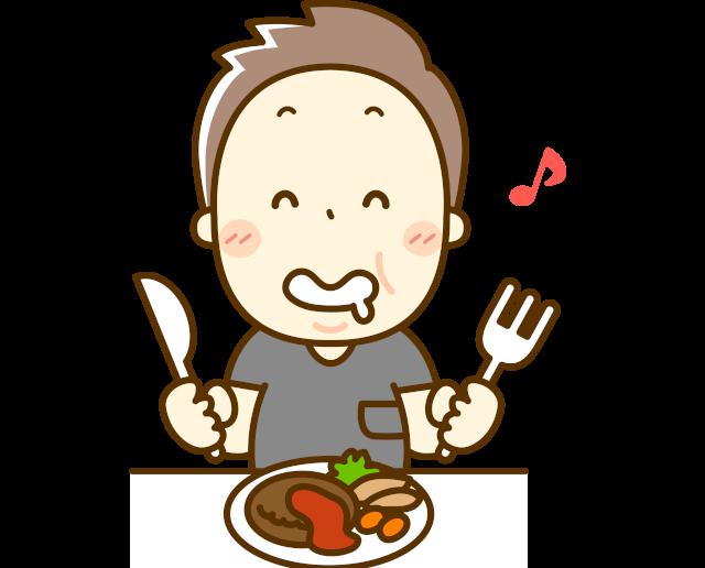 【画像】既に人生終わってる底辺うさおじの贅沢な晩飯がこちらwwww