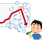 money_market_bubble_hajikeru