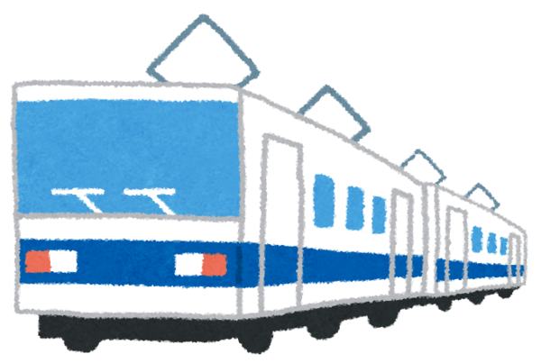 train_blue