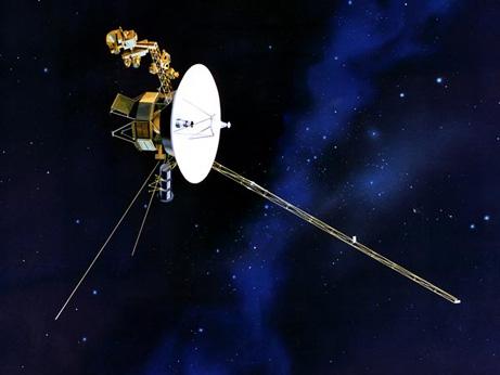 銀河系の見えない光、ボイジャーが観測