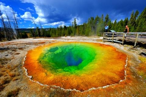 Yellowstone-glory-pool